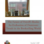 The Future of Powell's Books